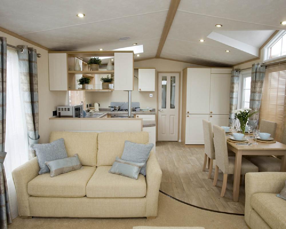 Lounge / Kitchen View