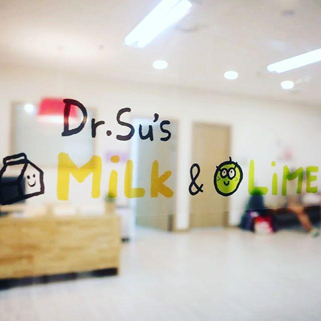 ._Welcome to Dr.Su's MiLk & LiME program!_2017년 7월 7일, 밀크 잉글리쉬가 새로운 공간에서 더욱 알찬 프로그램으로 아이들을 맞이합니다! 많이