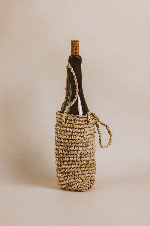 Exotic wine bag