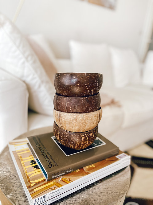 Coconut Bowls package