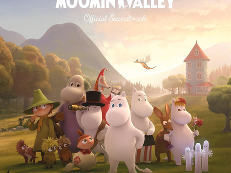 COLUMBIA RECORDS IN PARTNERSHIP WITH GUTSY ANIMATIONS TO RELEASE MOOMINVALLEY SOUNDTRACK