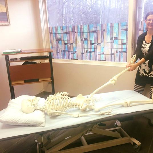 Staci & her patient