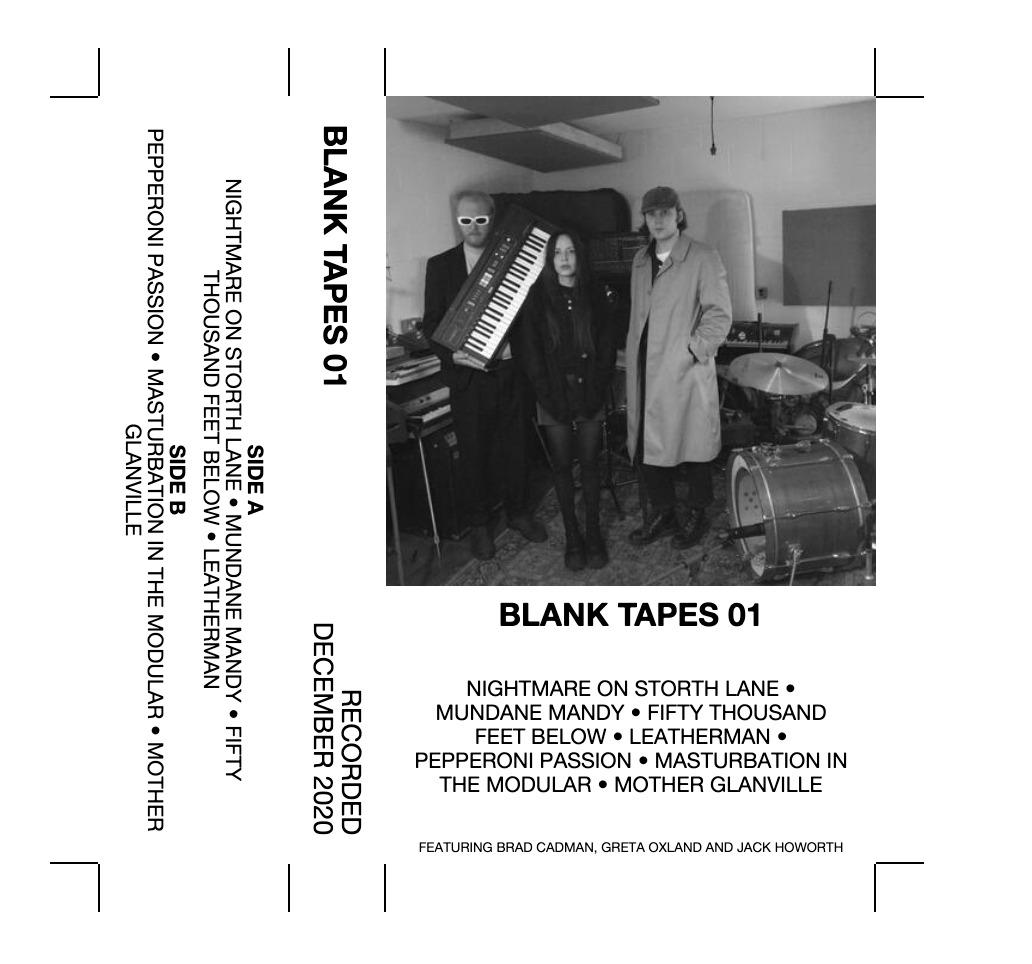 BLANK TAPES 01