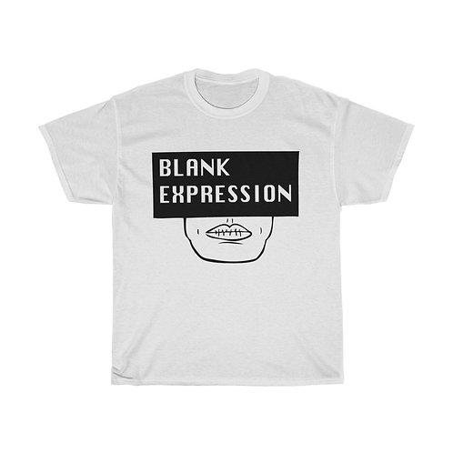 Unisex Blank Expression Shirt
