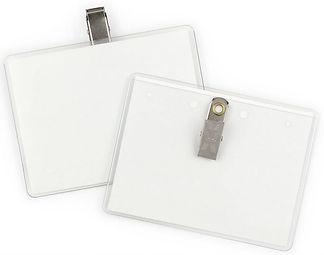 Swivel Clip Badge Holders