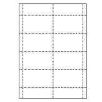 Name Badge Inserts Sheets