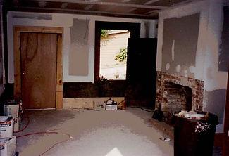Brumback construction interior
