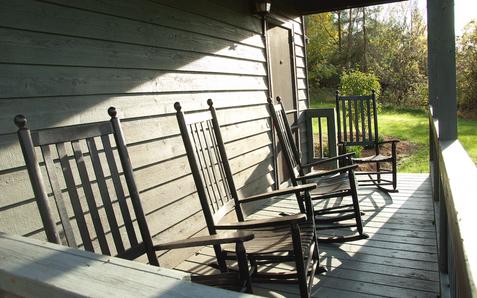 Brumback porch