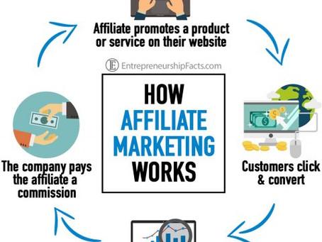 Affiliate marketing,Where do i start?