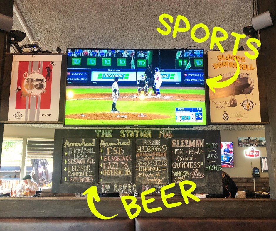 Sports and Beer