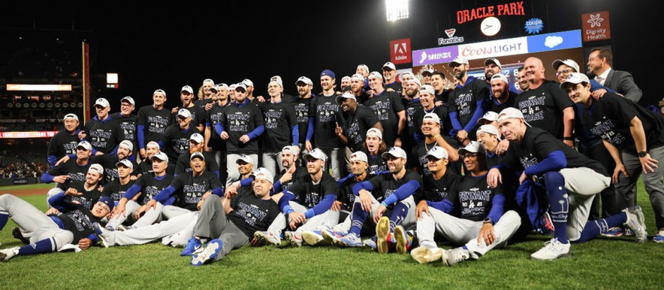 Dodgers derrotan a Giants y pasan a la Serie de Campeonato