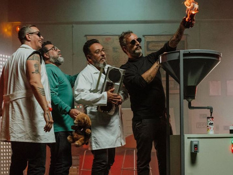 Confirma Molotov nuevo material discográfico