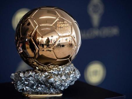 Dan a conocer a nominados al Balón de Oro 2021