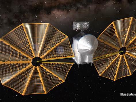 Despega la Misión Lucy de la NASA