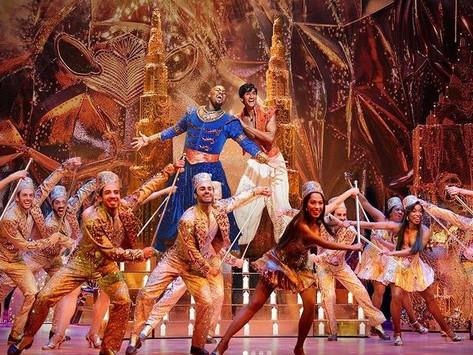 Musical Aladdin llega a México