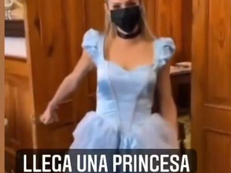 """""""Cenicienta"""" llegó a Palacio de Nuevo León"""