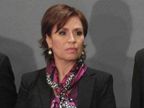 Llevarán el caso de Rosario Robles a instancias internacionales
