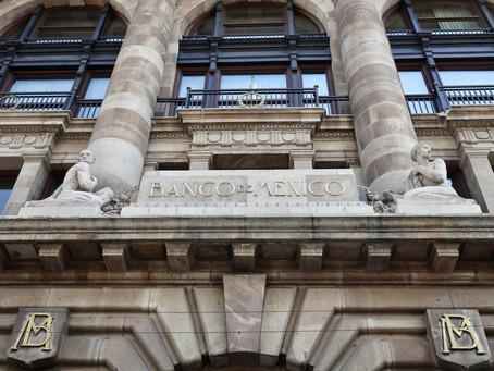 Aumentas las reservas internacionales 40 mdd, reporta Banxico
