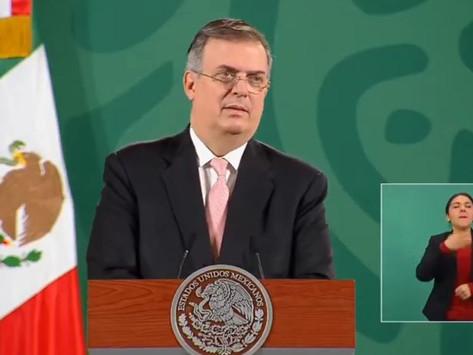 Representará Marcelo Ebrard a AMLO en Cumbre del G20