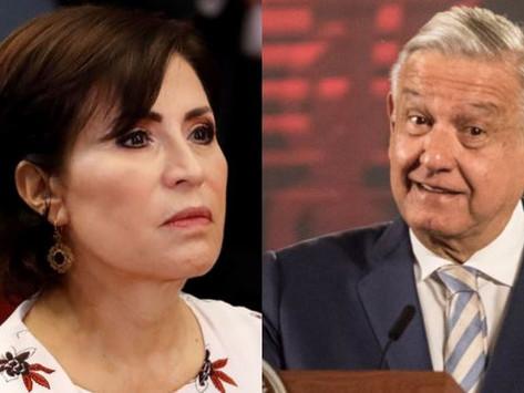 Venganza política, el caso de Rosario Robles, acusan senadores