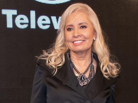 """La productora Carla Estrada sufre accidente en """"Vive el terror MX"""""""