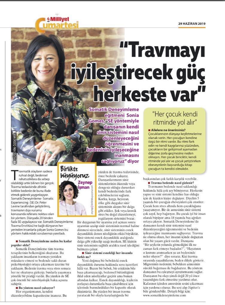 Milliyet Newspaper - Istambul