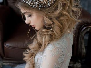Свадебная прическа, как часть образа невесты