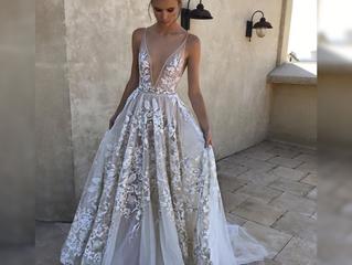 Свадебные платья 2018 года. Тенденции.