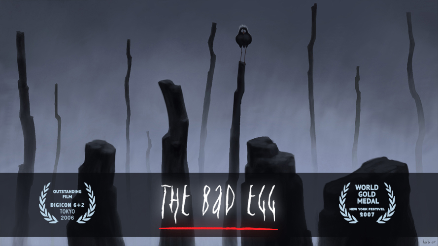 The bad egg_Awards