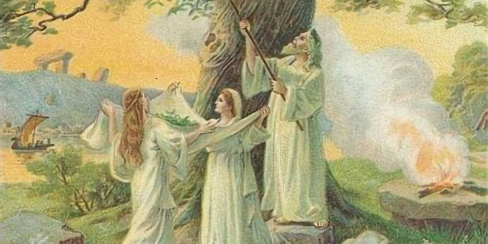 Rencontre de la Nature par le Druidisme