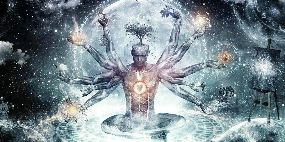 Les 12 corps énergétiques et médiumnité