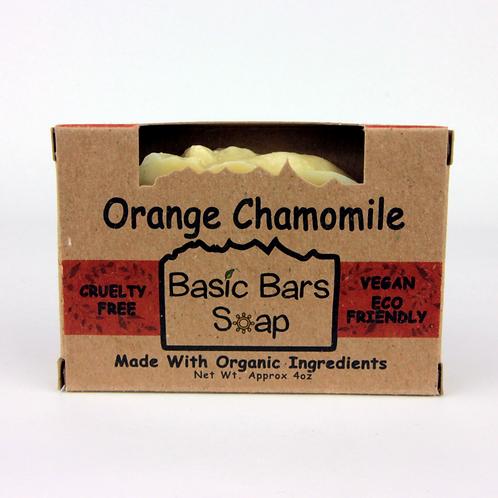 ORANGE CHAMOMILE BASIC BAR