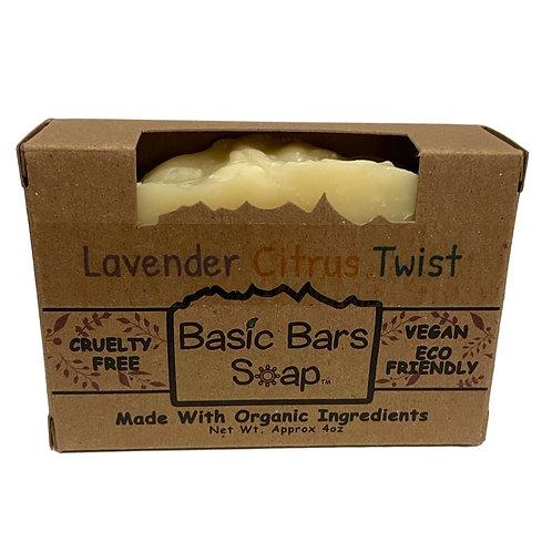 Lavender Citrus Twist