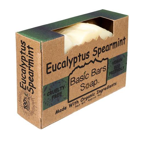 EUCALYPTUS/SPEARMINT BASIC BAR