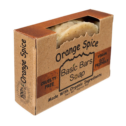 Orange Spice Basic Bar