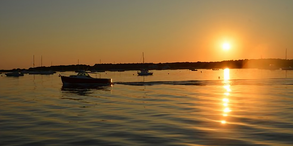25th Anniversary Sunset Cruise on Hyannis Harbor (5th Annual!)
