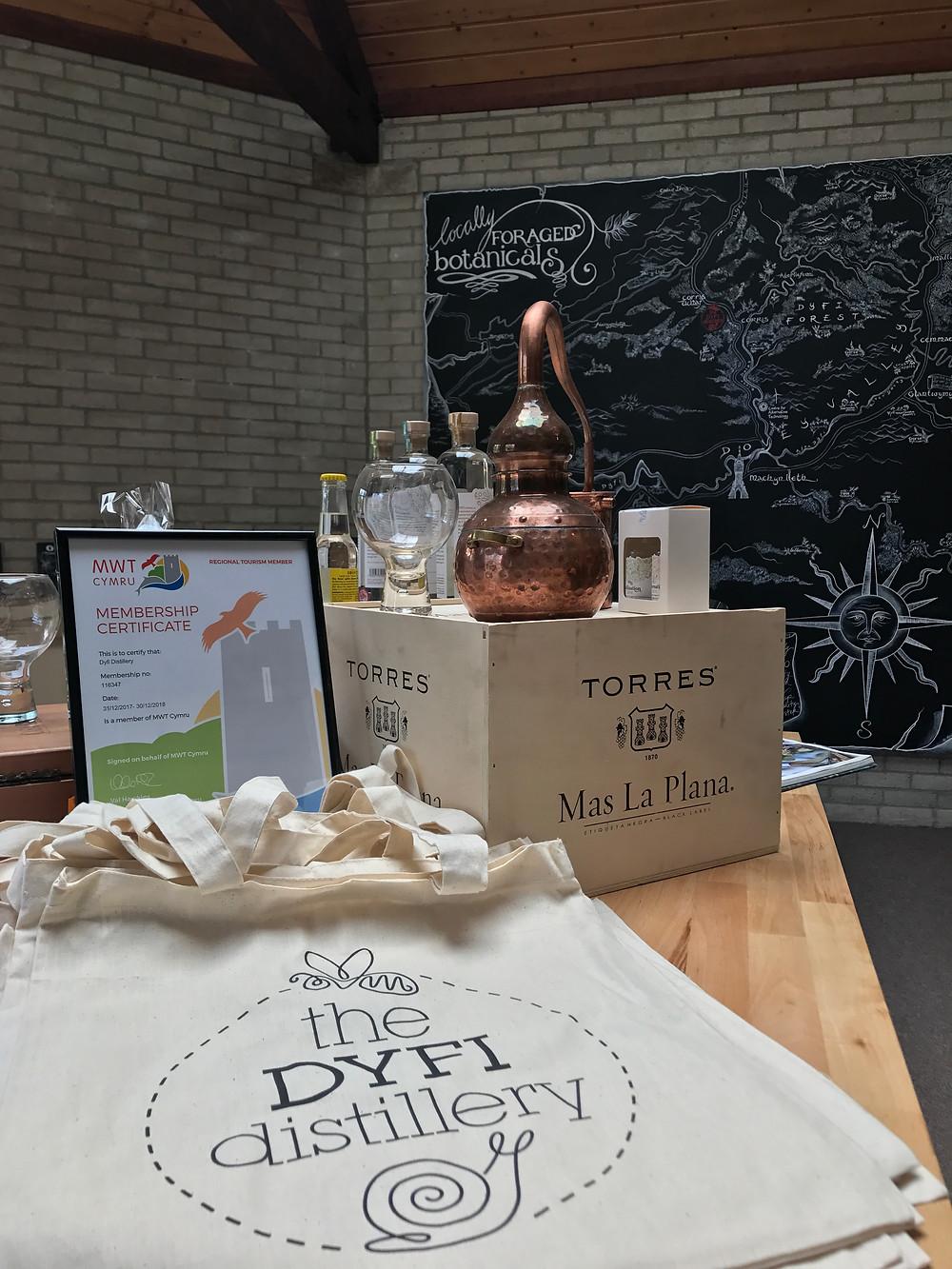 Dyfi Distillery