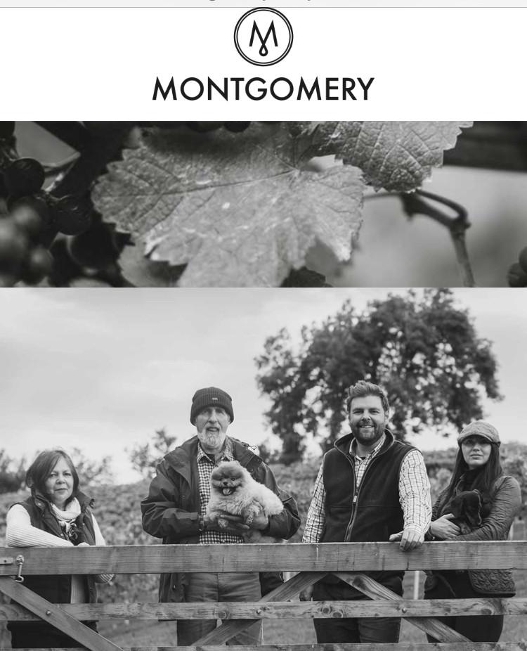 Montgomery vineyard, Welsh wine