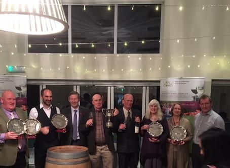 Welsh Wine Awards 2017