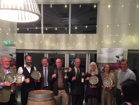 Welsh Wine Awards 2017