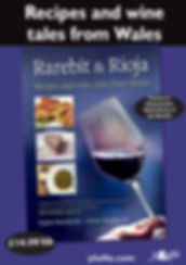 Food and Wine Book Rarebit and Rioja