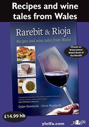 Food and Wine Book Rarebit and Rioja
