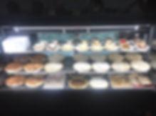 pie, cobbler, cafe