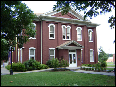 Cherokee Nation Court House