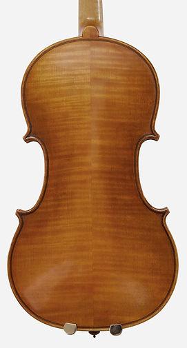 Violin Maker Lorena Beverido