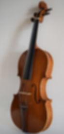 Violin modelo Guarneri