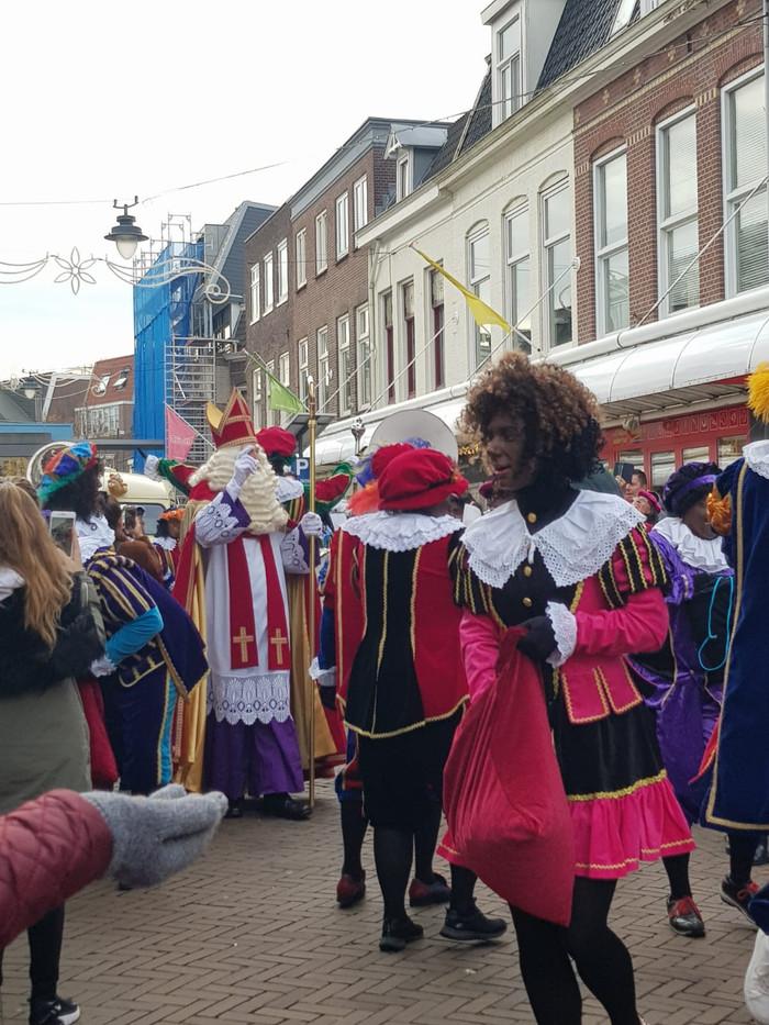 Sinterklaas en De Pietenbende