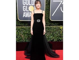 Mis Vestidos Favoritos de los Golden Globes 2018