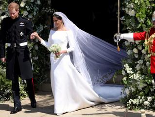 Meghan Markle, Duchess of Sussex y su Vestido de Novia