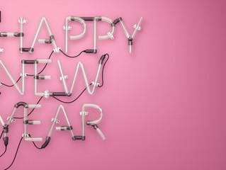 2018: Nuevo Año : Nuevos Propositos